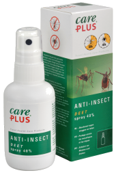 Produkt Anti-Insect DEET Spray von Care Plus®